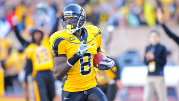 Appalachian St. Wide Receiver Brian Quick