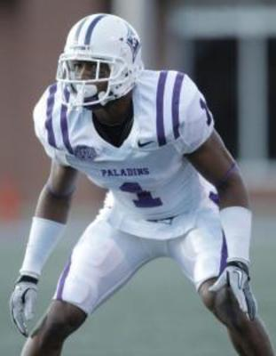 Furman Cornerback Ryan Steed
