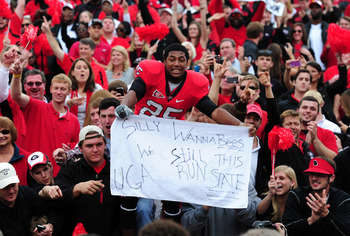 Georgia fans will have a lot to celebrate in 2012.