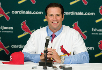 Manager Mike Matheny faces a tall order in his rookie season.