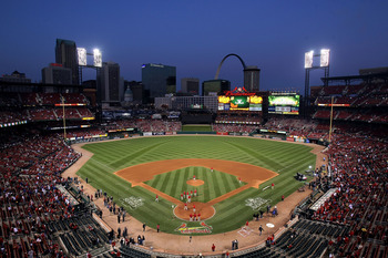 Keeping the great crowds that St. Louis baseball is known for will be big in gauging the overall success of the franchise.