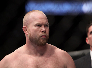 Boetsch/ Jeff Cain for MMAWeekly.com