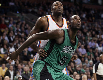 Garnett and the Celtics will be fighting for playoff positioning