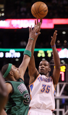 Durant will look for redemption after last year's poor showing in the 3-point shootout.