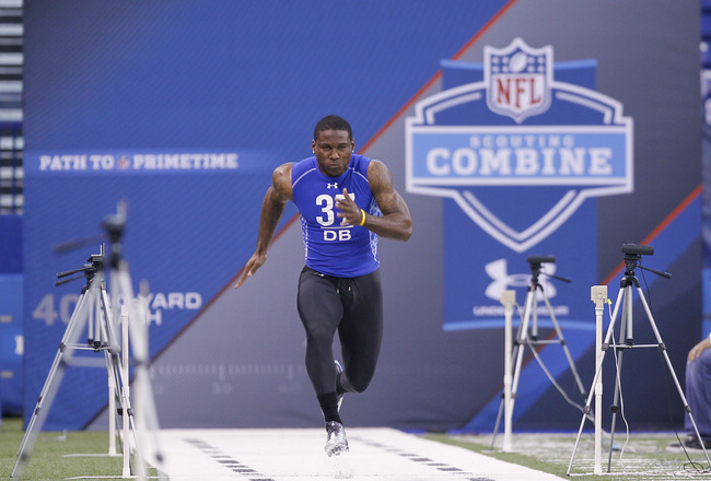 NFL Combine Drills