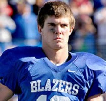 Bubba Starling gave up football to become a top baseball draft pick.