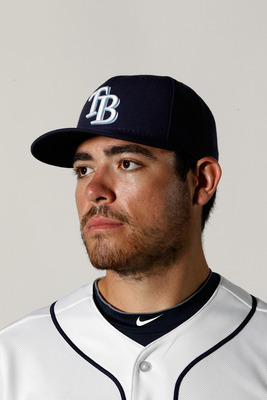 Matt Moore looks like a draft steal by the Rays.