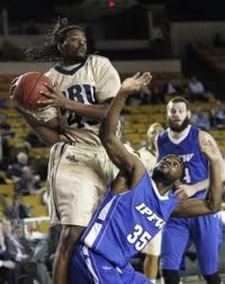 ORU's Dominic Morrison led the Golden Eagles to the top seed in the Summit.