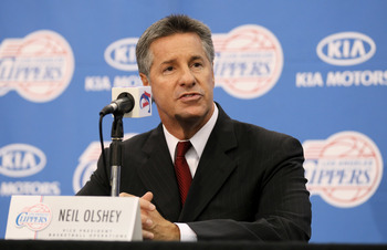 Clippers GM Neil Olshey