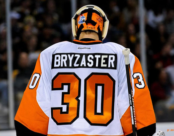 The Flyers need to convince somebody to take Bryz and that contract.