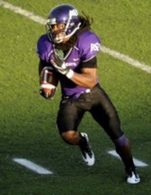 Daryl Richardson of Abilene Christian