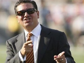 Daniel Snyder- Washington Redskins Owner