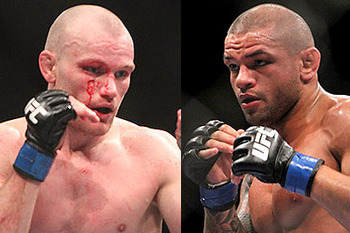 Martin Kampmann faces off against Thiago Alves in a critical welterweight matchup