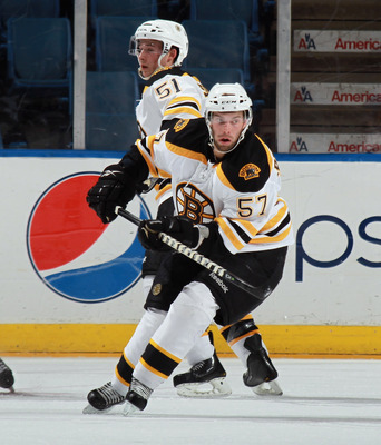 Yannick Riendeau with Boston.