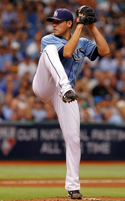 Moore could become the second straight Rays pitcher to win ROY.