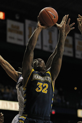 Crowder has been phenomenal for Marquette.