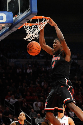 Harkless has quickly developed into a top player.
