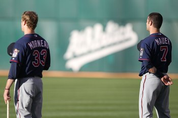 The success of 2012 hinges on the health of Joe Mauer and Justin Morneau