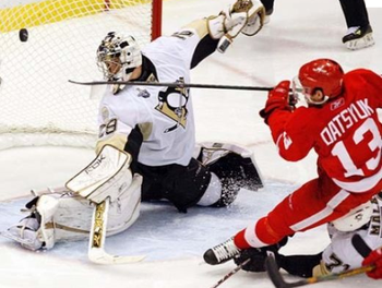 Wings fans would like to see plenty of this.