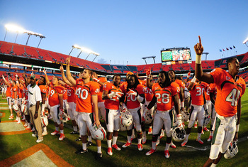 The 2011 Hurricanes: A 6-6 record with no bowl game.