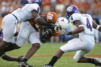 Texas vs. TCU