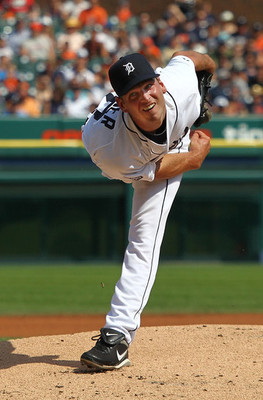 Jacob Turner will try to earn the open spot in Detroit's rotation out of Lakeland. Photo courtesy of Zimbio