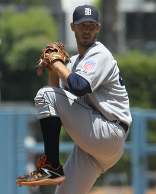 Rick Porcello is looking for a breakout season in 2012. Photo courtesy of Zimbio