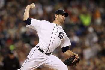 Doug Fister has steamrolled A.L. foes since joining the Tigers. Photo courtesy of Zimbio