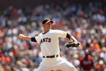 What do Vogelsong's 2011 stats tell us about his potential in 2012?