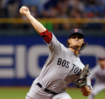 A return to 2010 form could earn Clay Buchholz a Comeback Player of The Year Award.