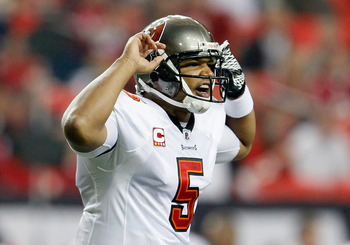 Josh Freeman has had an up-and-down career in Tampa.