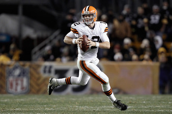 Colt McCoy has struggled as Browns quarterback.