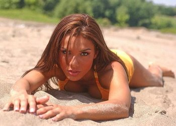 Carmella DeCesare Remains Supreme. Carmella-decesare-nude-bikini- ...