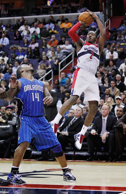 John Wall, one of few bright spots for Wizards