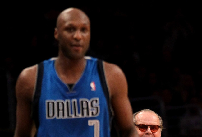 LAMAR ODOM and 8 Biggest Prima Donnas in the NBA