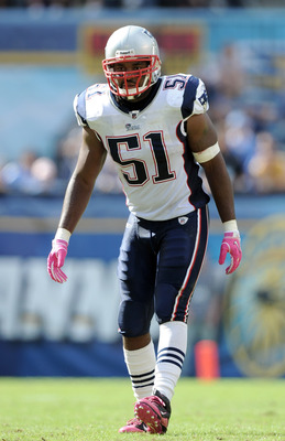 Mayo is a true leader for the Patriots' D.