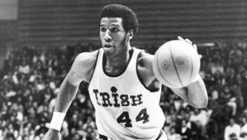 Adrian Dantley would go on to become a dynamic scorer in the NBA.