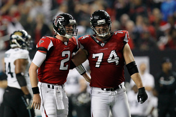 Could Svitek be the franchise protector this year while the Falcons groom their new long term option?