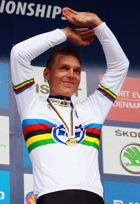 Tony Martin had an incredible 2011, and 2012 looks to be even better