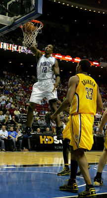 Dwight Howard and Danny Granger