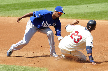 Alcides Escobar, Royals