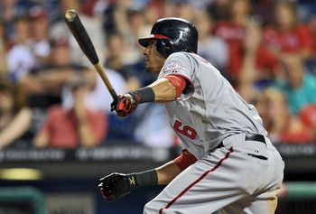 Ian Desmond, Nationals