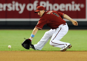 Stephen Drew, Diamondbacks