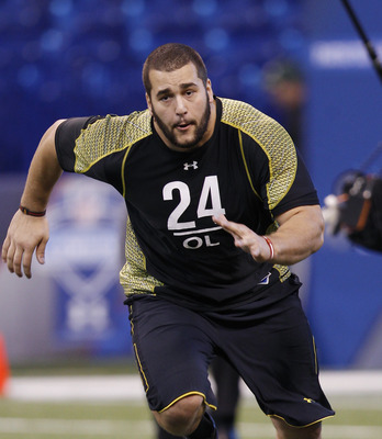 Kalil is the runaway best left tackle prospect in the class.
