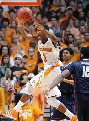 A win or two in the SEC tournament should have Vols fans singing Rocky Top for another week or so.