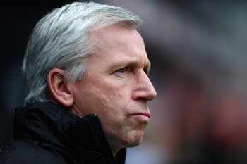 Alan Pardew: Has worked miracles this season