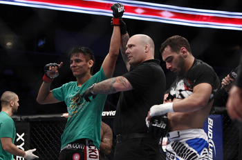 Photo courtesy of MMAFighting
