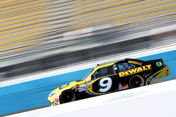 Marcos Ambrose had a solid run at Phoenix, but it all went up in smoke with 18 to go