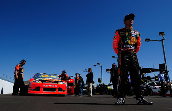 Mechanical problems continued to plague McMurray at Phoenix