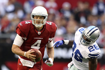 Kevin Kolb needs to stay healthy in 2012.